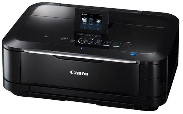 canon pixma error updating firmware