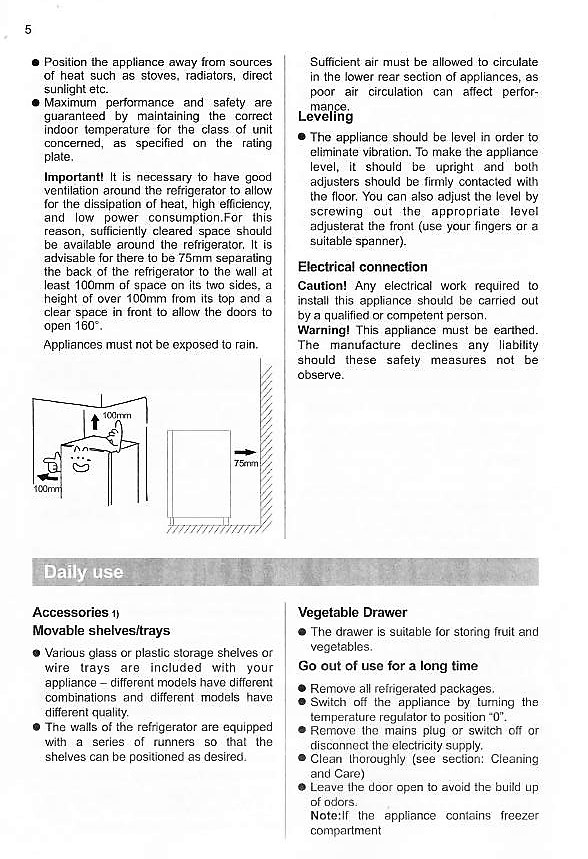 Hisense 120L Bar Fridge Manual and Quick Review – Find Thingy