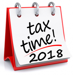 Quick 2018 Tax Approximation for Australian Residents