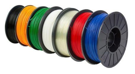 3D Printing ABS vs PLA Filament