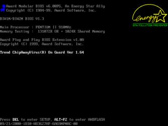 PC Computer Boot BIOS POST Beep Codes